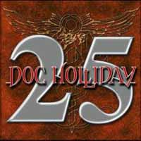 [Doc Holliday 25 Absolutely Live Album Cover]