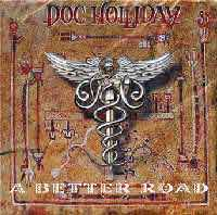 [Doc Holliday A Better Road Album Cover]