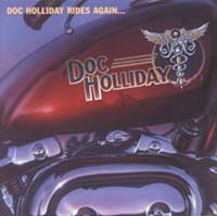 [Doc Holliday Doc Holliday Rides Again Album Cover]