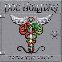 [Doc Holliday From The Vault Album Cover]