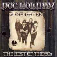 [Doc Holliday Gunfighter: The Best Of The 90's Album Cover]