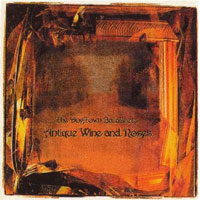 [Dogtown Balladeers Antique Wine and Roses Album Cover]