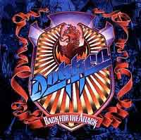 Dokken Back for the Attack Album Cover