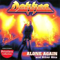 Dokken Alone Again and Other Hits Album Cover