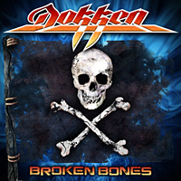 Dokken Broken Bones Album Cover