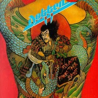 [Dokken Beast From The East Album Cover]