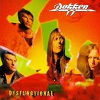 Dokken Dysfunctional Album Cover