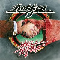 [Dokken Hell To Pay Album Cover]