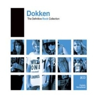 [Dokken The Definitive Rock Collection Album Cover]