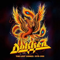 Dokken The Lost Songs: 1978-1981 Album Cover