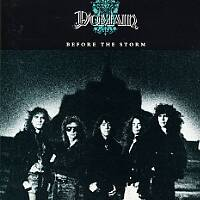 Domain Before The Storm Album Cover