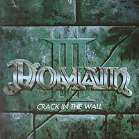 [Domain Crack In The Wall Album Cover]