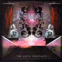 [Domain The Sixth Dimension Album Cover]