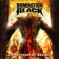 [Domination Black Dimension: Death Album Cover]