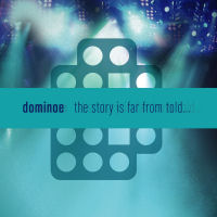 [Dominoe The Story Is Far From Told... Album Cover]