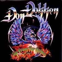 [Don Dokken Up From the Ashes Album Cover]