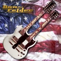 Don Felder American Rock 'n' Roll Album Cover