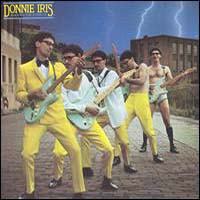 [Donnie Iris and The Cruisers Back On The Streets Album Cover]