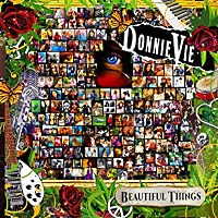 [Donnie Vie Beautiful Things Album Cover]