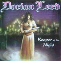 [Dorian Lord Keeper of the Night Album Cover]