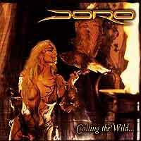 [Doro Calling the Wild Album Cover]
