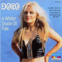 [Doro A Whiter Shade of Pale Album Cover]