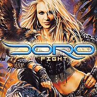 [Doro Fight Album Cover]