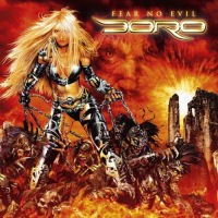 [Doro Fear No Evil Album Cover]