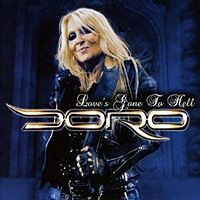 [Doro Love's Gone to Hell Album Cover]