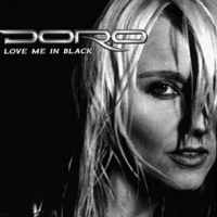 [Doro Love Me In Black Album Cover]