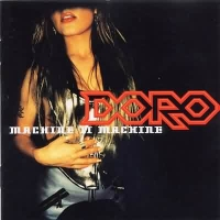 [Doro Machine II Machine Album Cover]