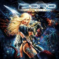 [Doro Warrior Soul Album Cover]