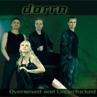 [Dorrn Oversexed and Underfucked Album Cover]