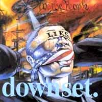 [Downset Downset Album Cover]