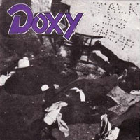 Doxy Talk Is Cheap Album Cover