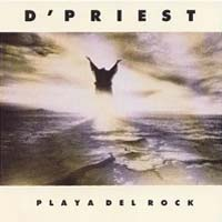 [D'Priest Playa Del Rock Album Cover]