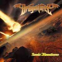 [Dragonforce Sonic Firestorm Album Cover]