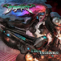 [Dragonforce Ultra Beatdown Album Cover]
