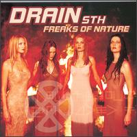 [Drain S.T.H. Freaks of Nature Album Cover]