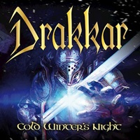 [Drakkar Cold Winter's Night Album Cover]