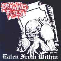 [Drawing Flies Eaten From Within Album Cover]