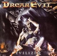 [Dream Evil Evilized Album Cover]