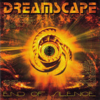 [Dreamscape End Of Silence Album Cover]
