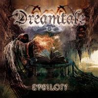 Dreamtale Epsilon Album Cover