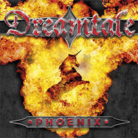 Dreamtale Phoenix Album Cover