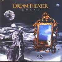 [Dream Theater Awake Album Cover]