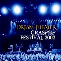 [Dream Theater Graspop Festival 2002 Album Cover]