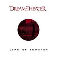 [Dream Theater Live at Budakon Album Cover]