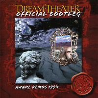 [Dream Theater Official Bootleg - Awake Demos 1994 Album Cover]