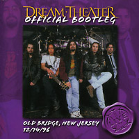 [Dream Theater Official Bootleg - Old Bridge, New Jersey 12/14/96 Album Cover]